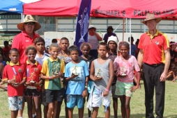 Fantome win cross country carnival